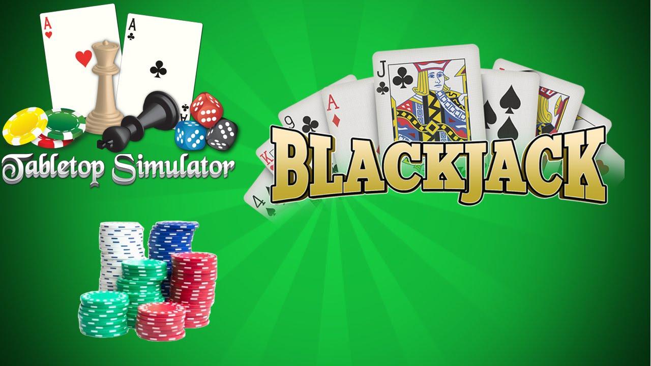 Tabletop Simulator: Blackjack