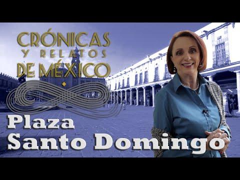 Crónicas y relatos de México - Plaza de Santo Domingo (27/06/2013)