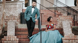 OUR GRAND WEDDING - Full Video w/ Best Wedding Party Dance Off | Brandon and Tobi