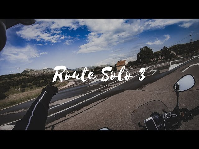 Route Solo 3 | Mostar | Hirvatistan | Lubyana | Solo Motorcu | XSR 900