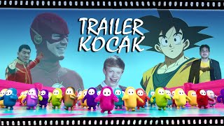 Trailer Kocak - Fall Guys (Feat. Goku & The Flash)