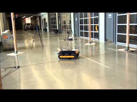 Watch A Robotic Copter Land On A Moving Platform
