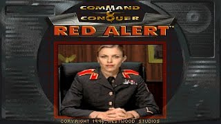 """Command & Conquer: RED ALERT """"Soviet"""" (PC/DOS) 1996, Westwood Studios"""