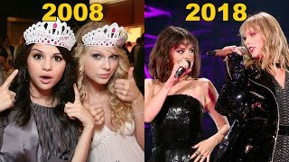 Selena Gomez and Taylor Swift - 12 Years of Friendship