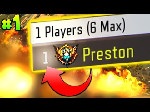 BACK TO LEVEL 1... AGAIN! | Preston to Commander #1 Black Ops 3 (Season 2)