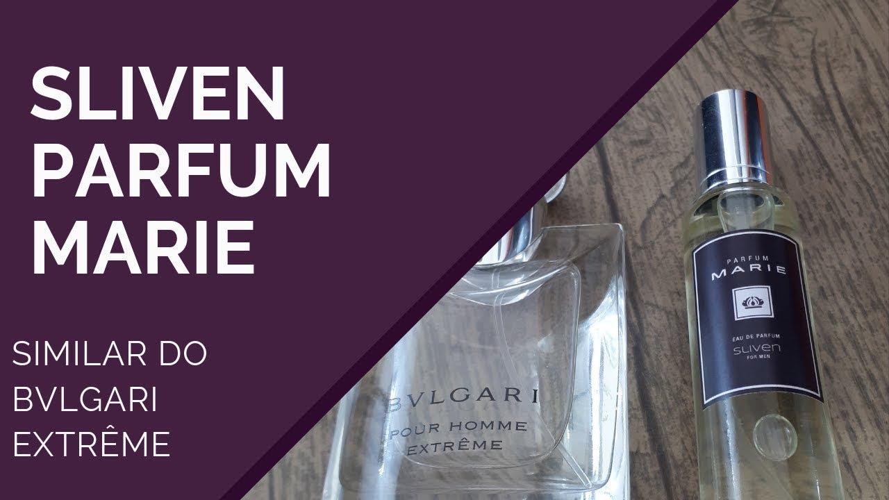 Perfume Sliven Similar Do Bvlgari Pour Homme Extrême Parfum