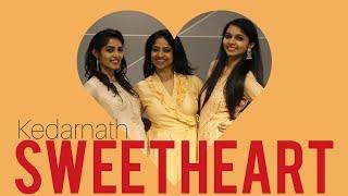 #SWEETHEART/ KEDARNATH/ SARA ALI KHAN/ WEDDING CHOREO/ SHAADI DANCE/ RITU'S DANCE STUDIO SURAT