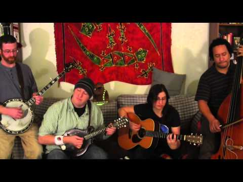 Rodrigo Garcia - The Walking Dead Theme: Couch Covers by The Student Loan Stringband