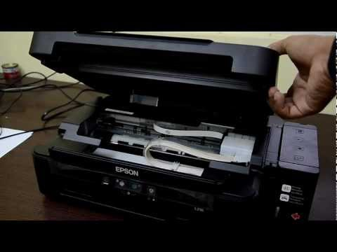 EPSON L210 INKJET PRINTER WITH INK TANK - COMPLETE REVIEW [ENGLISH]