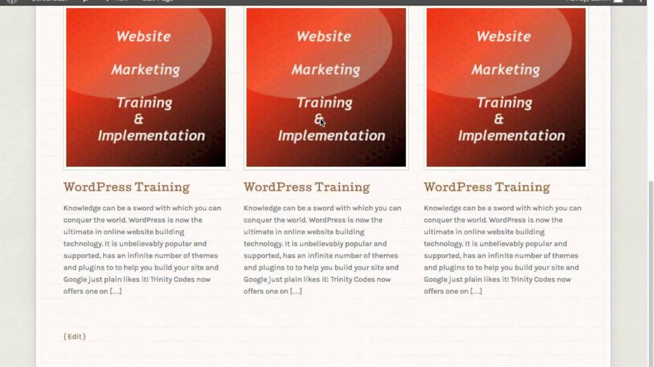 how to make a blog website with wordpress