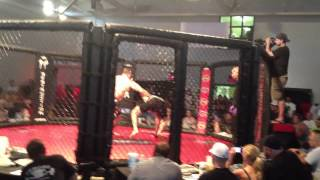 Amazing Fight Dave Shipley Mma Fight 0-0 First Fight!!