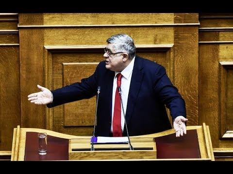 Ν. Γ. Μιχαλολιάκος: Κάτω τα χέρια από Ελλάδα και Ορθοδοξία!