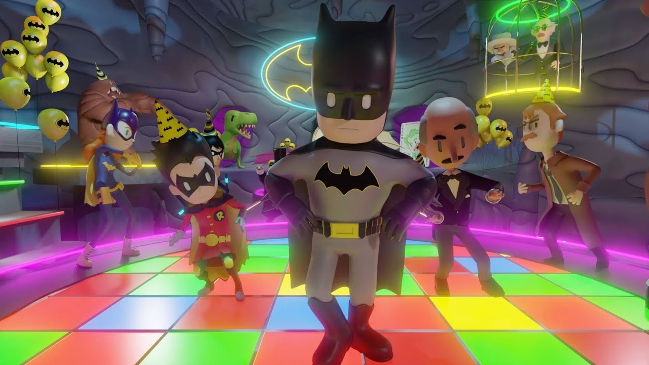Download Batman's Birthday Dance Party
