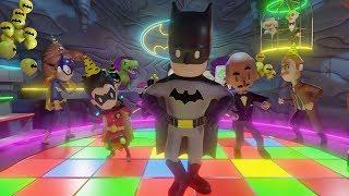 Batman's Birthday Dance Party