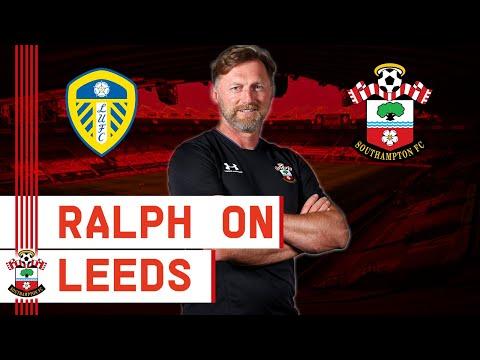 PRESS CONFERENCE: Hasenhüttl previews Leeds