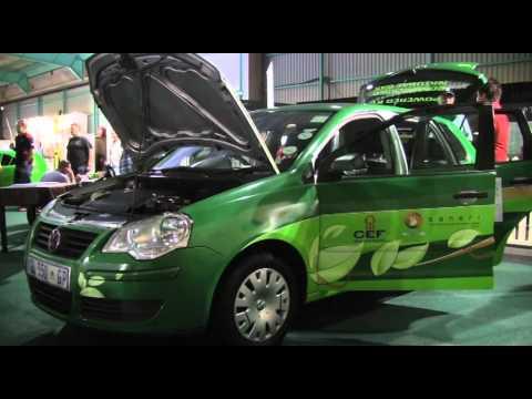 The Johannesburg International Motor Show