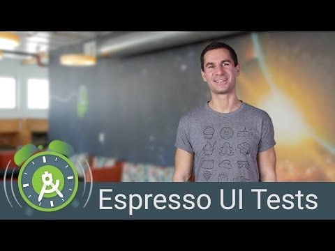 Create UI tests with Espresso Test Recorder
