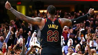 LeBron James Top 50 All Time Plays Of Career (Greatest Player In The NBA)