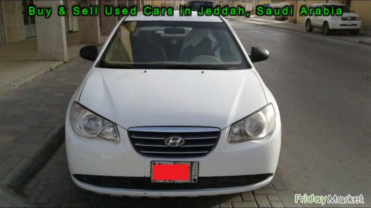 Used Cars in Jeddah  FridayMarketcom  YouTube