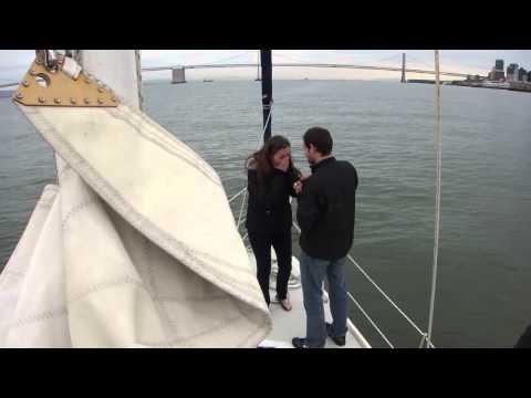 Ryan Boone proposal to Kristin Cronin