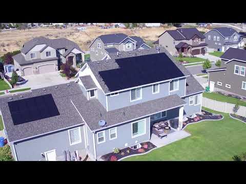 Hudson Solar Install