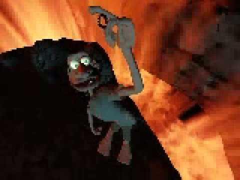 Gollum At Mt. Doom (reupload) - YouTube Gollum Falling Into Mount Doom