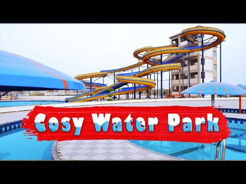 Tour of Cosy Water Park in Karachi (2017)