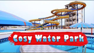 Tour of Cosy Water Park in Karachi (2017) 2017 Video