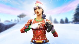 Live Fortnite giveaway at 200 subs