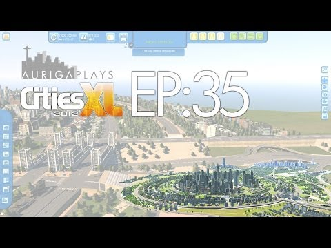 let's play Cities XL Platinum : EP 35 : another finished district