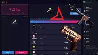 CSGO magic gambling challenge - Who can make the most money?