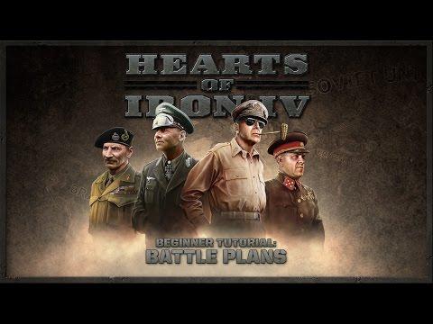 Hearts of Iron IV - Beginner Tutorial - Battle Plans