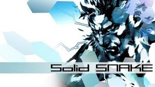 Solid Snake - I'm no Hero - HD