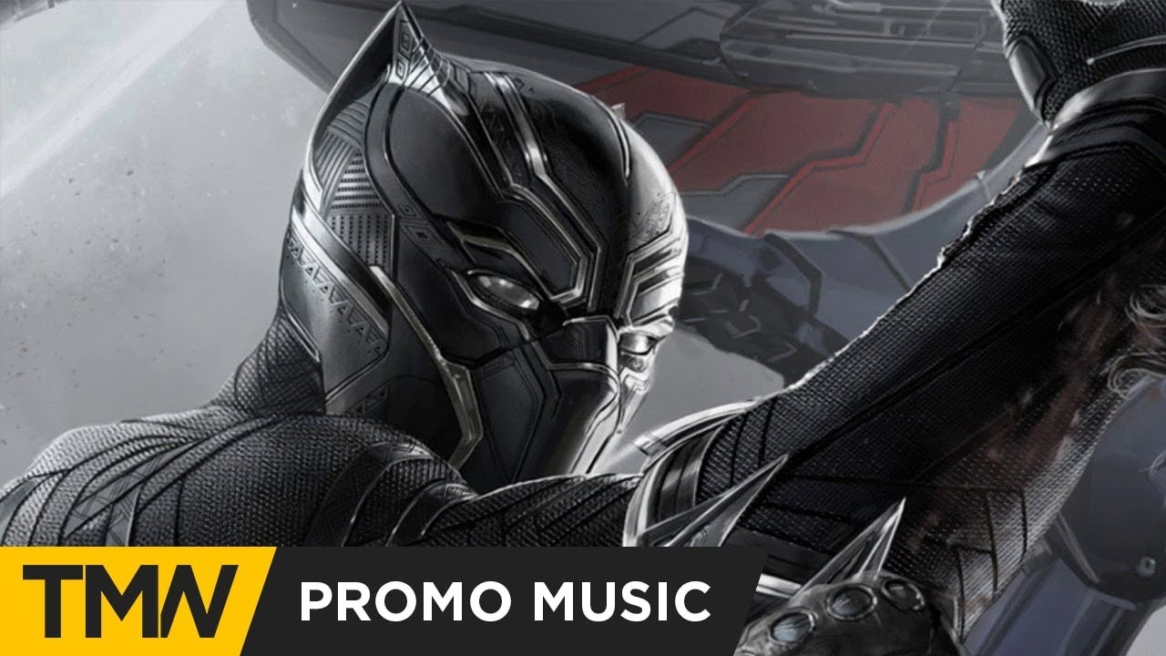Black Panther - Promotional Campaign Music | Colossal ...