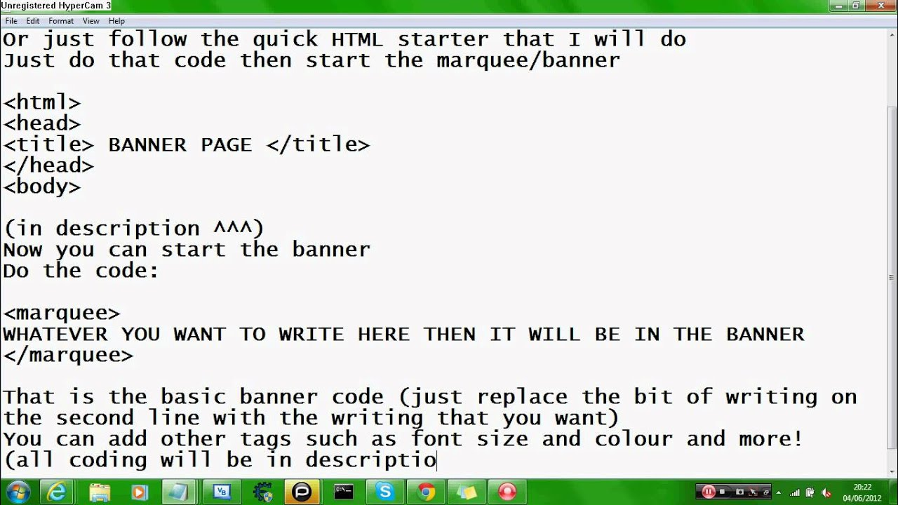 writing html code Free html text codes for your website easy to use online html editor copy then paste the code to your own website or myspace page.