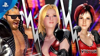 Dead or Alive 6 - Three Rumble Ready Fighters | PS4