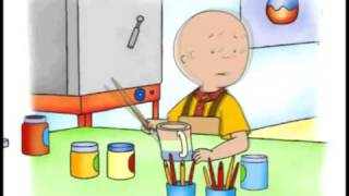 YouTube Poop: Caillou Purposely breaks his mom