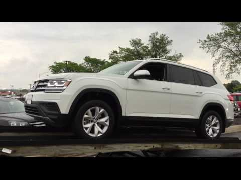 2018 Volkswagen Atlas Launch Party Challenge