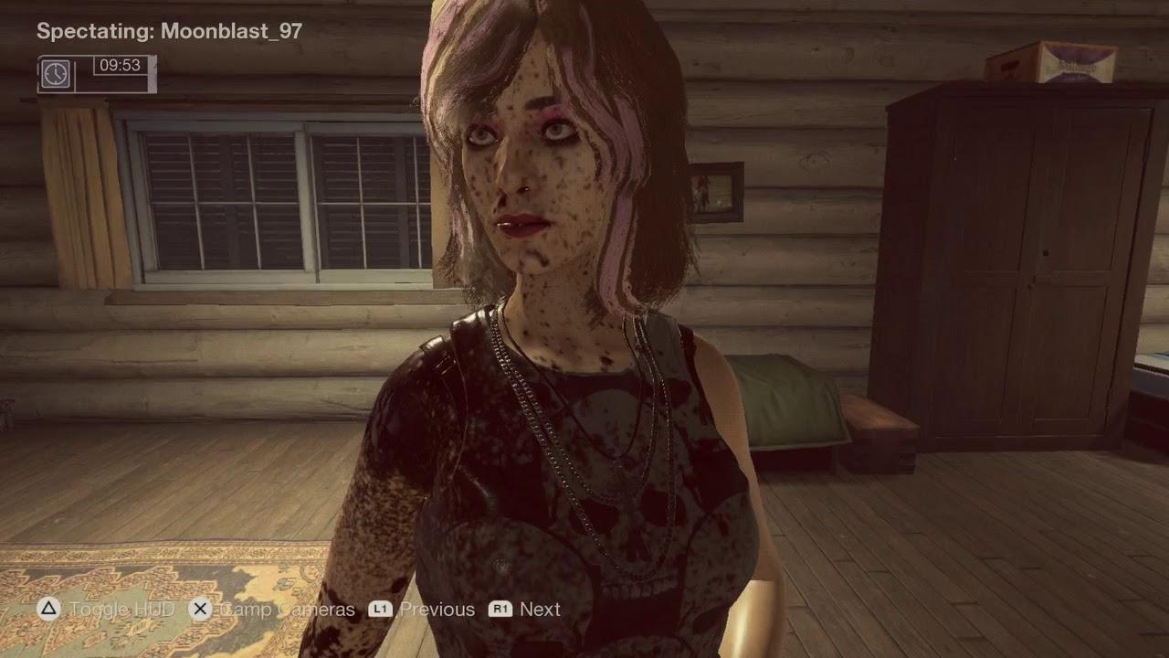 Friday the 13th : the game[#7] - A.J.Mason สาวมาดเซอร์ตัว