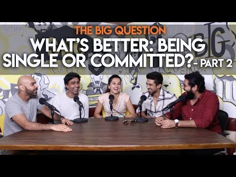 SnG: Single or Committed? feat. Taapsee Pannu & Saqib Saleem | Big Question S2 Ep27 Part 2