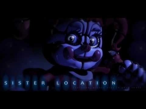 Baby's music box fnafs sister location