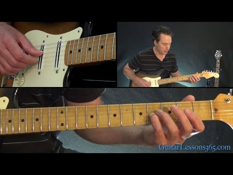 Love On The Weekend Guitar Lesson - John Mayer