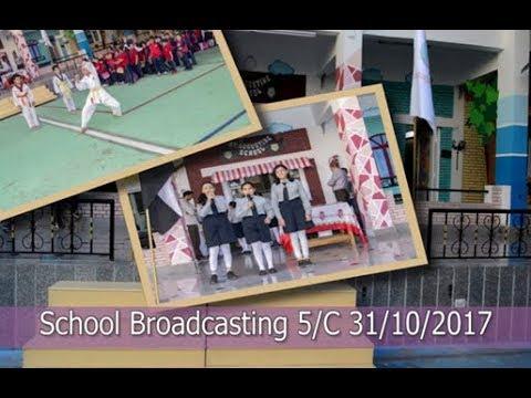 school broadcasting 5 C 31 10 2017