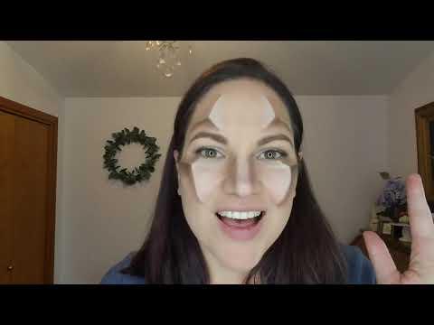 Optical Illusion Halloween Makeup Tutorial thumbnail