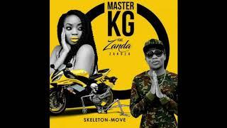 Download Instrumental:Master KG Ft. Zanda Zakuza-Skeleton Move(Prod By DJ Nosmas)