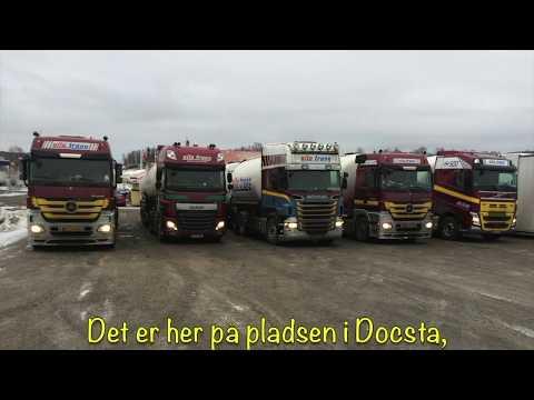 Perlite transport fra Gent til Hammerfest (Silotrans)