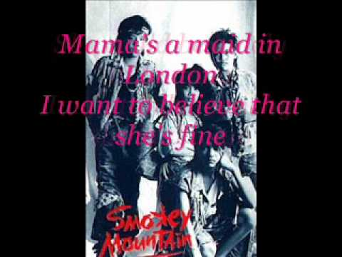 MAMA  by Smokey Mountain with lyrics