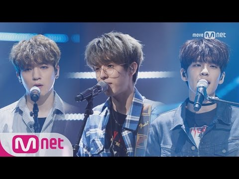 [DAY6 - How Can I Say] Comeback Stage    M COUNTDOWN 170309 EP.514