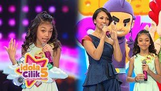 Naura 'Bully' Anak Nola 'B Three' Dengan Gaya Musical [Idola Cilik 5] [26 Mar 2016]
