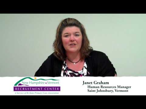 Janet Graham HR Resources   Northern Counties Health Care, Vermont